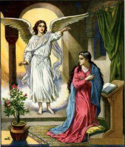 Gabriel Visits Mary Luke 1:26-38