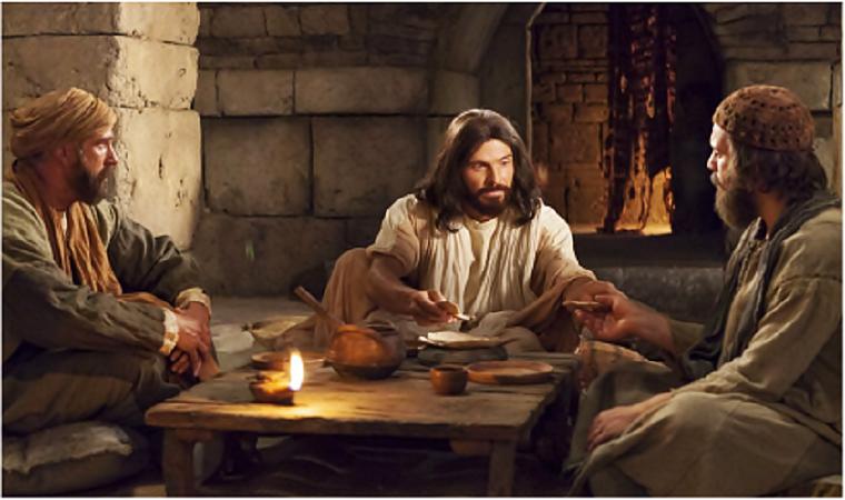dialog with jesus