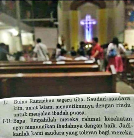 doa umat