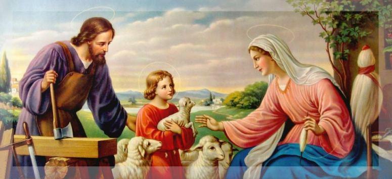 Maria dan Yesus