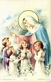 Mother Mary n Children