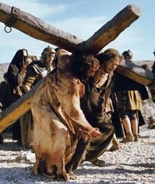 bersama Yesus panggul salib