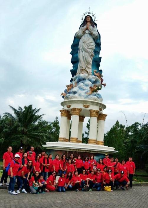 Ling Stefanus-wisata rohani-6