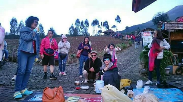 Ling Stefanus-wisata rohani