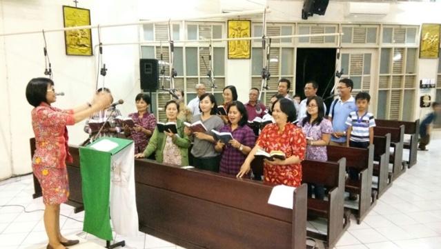 Ling Yakobus-koor