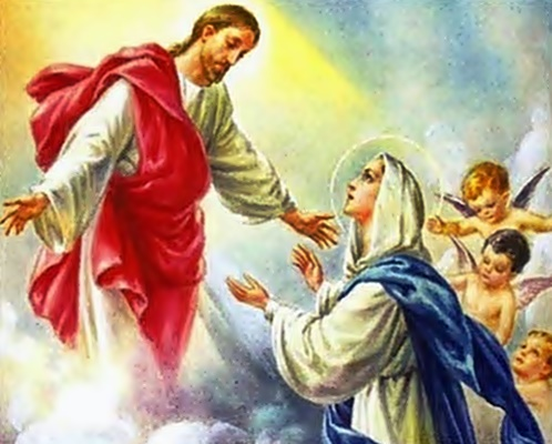 Bunda Maria Diangkat Ke Surga Paroki Santo Yosep Purwokerto