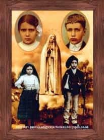 Penampakan kpd 4 anak di Fatima