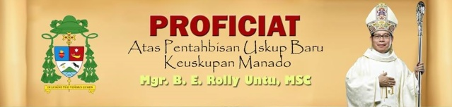 Tahbisan Uskup Manado-10