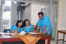 TimKer Kerasulan Keluarga siap registrasi