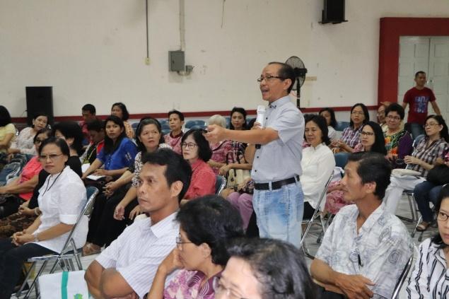 Rekoleksi Pengurus DPP dan Stalingkat-21