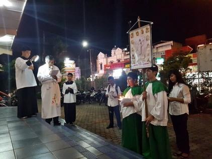 Jalan Salib Bersama Maria-6