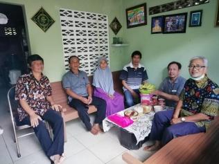 Kunjungan di keluarga Bp Kosim-1