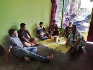 Kunjungan di keluarga Bp Mulyadi-1