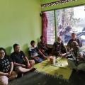 Kunjungan di keluarga Bp Mulyadi