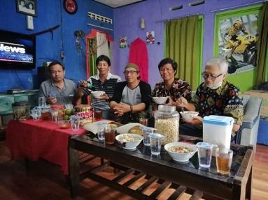 Kunjungan di keluarga Bp Sunardi-1
