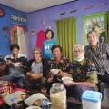 Kunjungan di keluarga Bp Sunardi