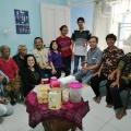 Kunjungan di keluarga Bp Untung