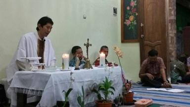 Penutupan Bln Maria di Kalibagor-2
