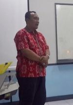 Sambutan Kabid Koinonia DPP St. Yoseph