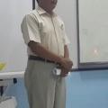 Sambutan Ketua Komisium Ratu Damai KP