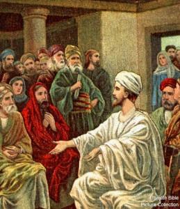 Yesus Dikerumuni