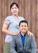 Michelle n husband