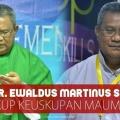 Uskup Maumere Mgr Ewaldus Martinus Sedu