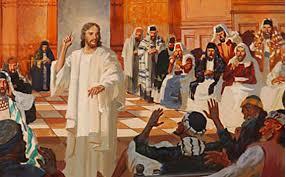 Yesus ditolak-1