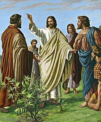 Yesus mengutus