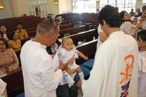 Baptis Balita Agustus-12