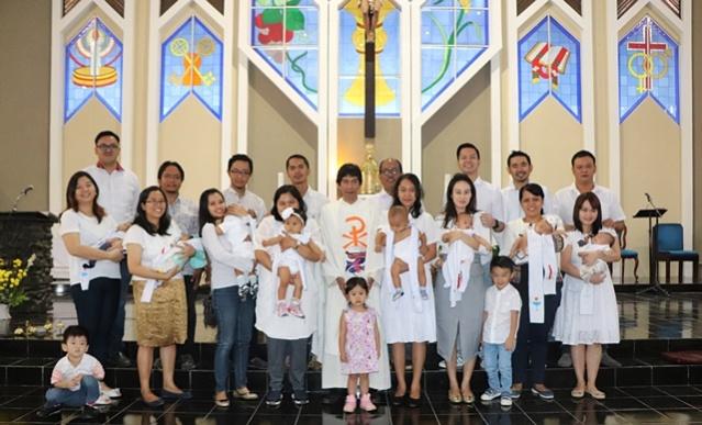 Baptis Balita Agustus-13
