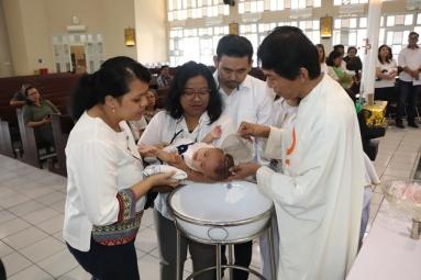 Baptis Balita Agustus-8