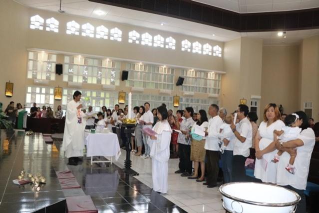 Baptis Balita Agustus