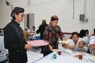 pelayanan dari anggota DPP
