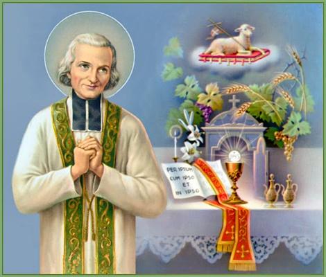 St. Yohanes Maria Vianney