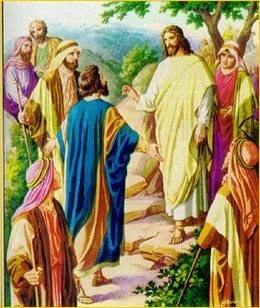 Markus 8 27-38