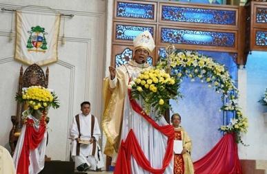 Homili Mgr Tri