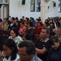 Ziarah Ling Markus-Misa di Gereja Antonius Muntilan