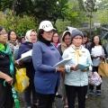 Jalan Salib di Taroanggro