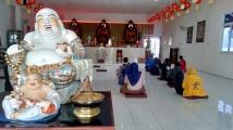 Kunjungan di Vihara Budha Dippa Jl Martadireja Purwokerto