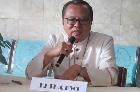 Mgr Ignatius Suharyo Ketua Presidium KWI