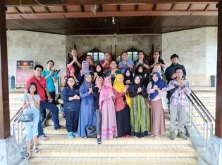 Safari ke Gereja Katedral Kristus Raja Purwokerto
