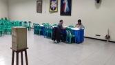 Persiapan teknis oleh Ketua dan Sekretaris Panitia