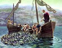 Menjala Ikan