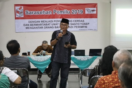Bpk Agung Basuki KPU Banyumas