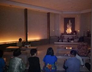 Doa Rosario umat ling Ignatius untuk bumi