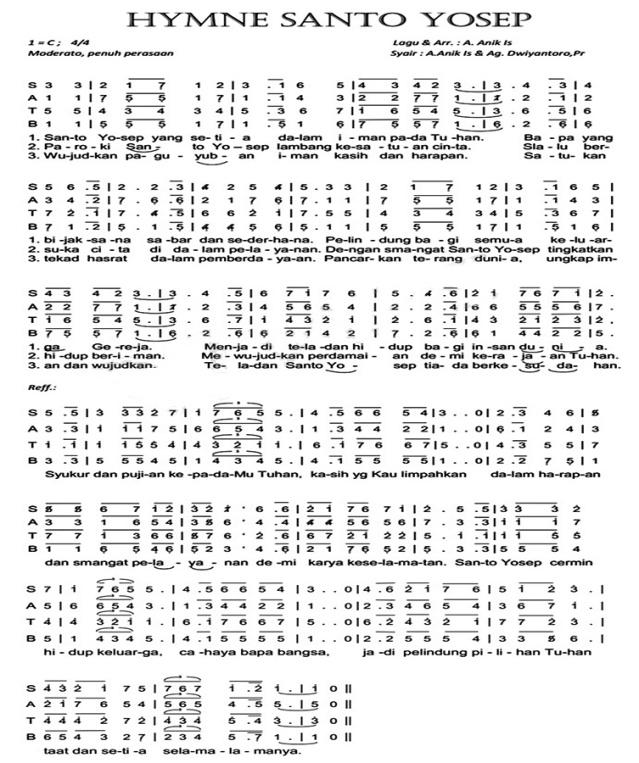 Hymne Santo Yosep