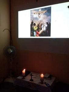 Novena dan Jalan Salib di Lingk Markus-7