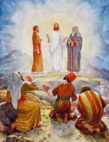 Yesus dimuliakan-2