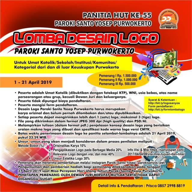 Flyer Lomba Logo